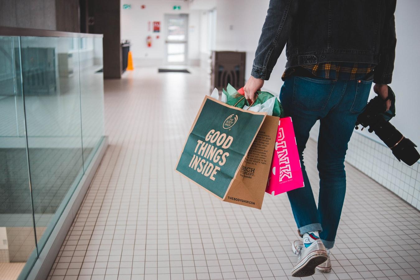 Le shopping